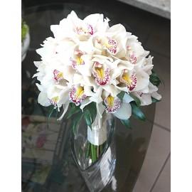 Nuotakos puokštė Orchidėjų...